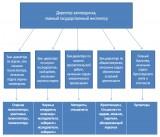 Общая структура заповеника