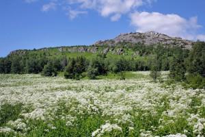 Третий Камень горы Южный Басег. Фото Н.Зенковой