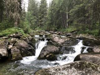 Керженцева Л.П. Жигаланские водопады