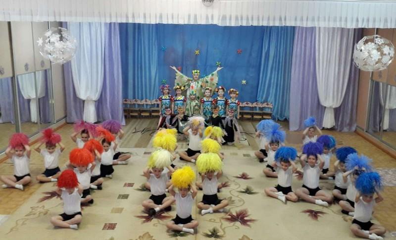 """""""Детский сад №5"""" г. Горнозаводск"""